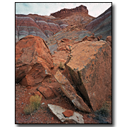 Red Mountain Boulders